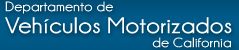 California Department of Motor Vehicles
