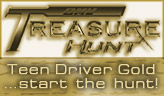 Teen Treasure Hunt Logo