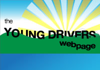 Welcome to the New Young Drivers Webpage