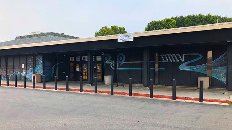 Vehicle Registration Renewal Ca >> Culver City - California DMV