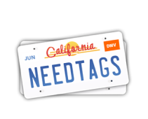Logo for Need Tags